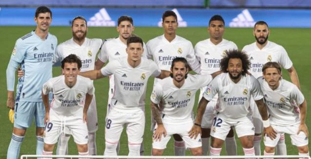 שחקני ריאל מדריד (La Liga)