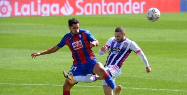 שון וייסמן מול רפא סוארס (La Liga)