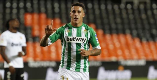 כריסטיאן טייו חוגג (La Liga)