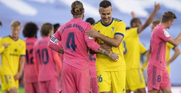 חואן קאלה וסרחיו ראמוס (La Liga)