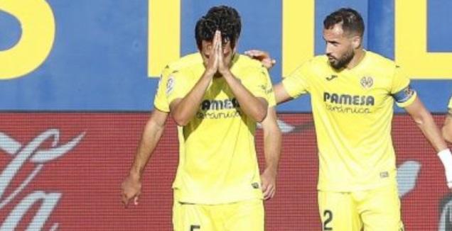 דני פארחו. לא חוגג מול האקסית (La Liga)