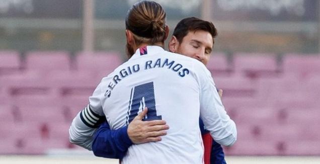 ליאו מסי וסרחיו ראמוס (La Liga)