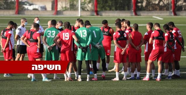 שחקני הפועל תל אביב (רדאד ג'בארה)