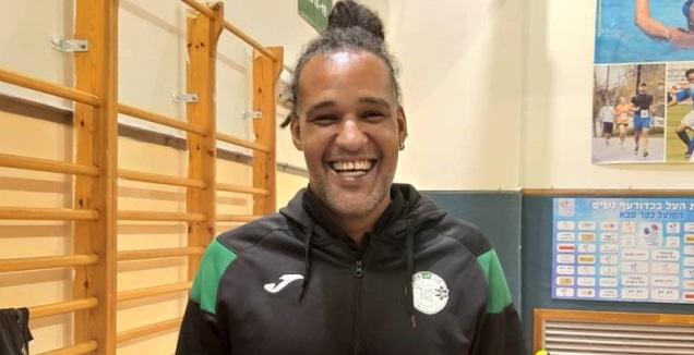ליאו דוס סנטוס, מאמן מכבי חיפה (צילום: איגוד הכדורעף)