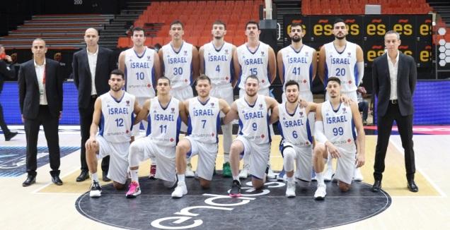 נבחרת ישראל בכדורסל (איגוד הכדורסל)
