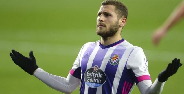 שון וייסמן חוגג (La Liga)