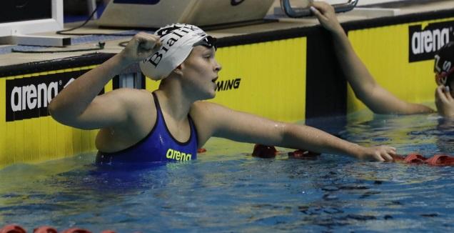אנסטסיה גורבנקו (גיא יחיאלי, איגוד השחייה)