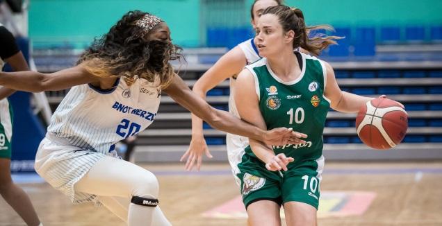 קורטני דיאן דגלס (באדיבות מנהלת ליגת העל לנשים בכדורסל)