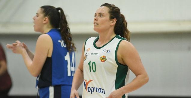קורטני דיאן דאגלס (מנהלת ליגת העל לנשים בכדורסל)