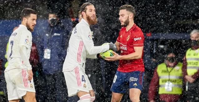 נפרדו ללא הכרעה (La Liga)