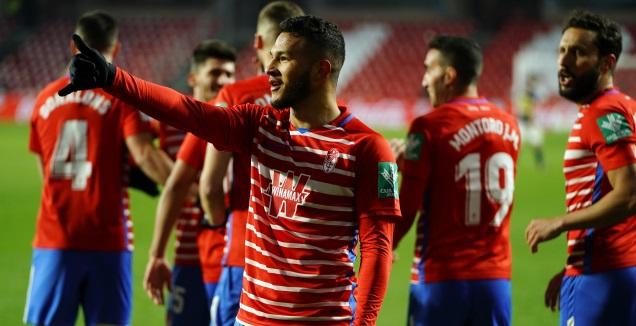 לואיס סוארס חוגג (La Liga)