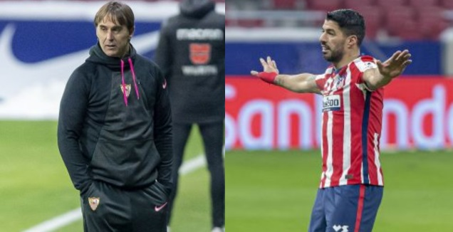 לואיס סוארס ויולן לופטגי (La Liga)