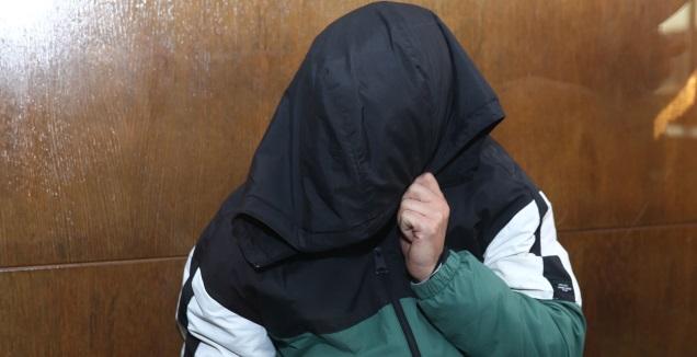 אחד החשודים בהנחת הרימון (רדאד ג'בארה)