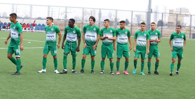 שחקני מכבי חיפה נוער (מרטין גוטדאמק)