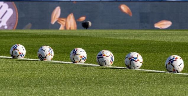 כדורי כדורגל (La Liga)