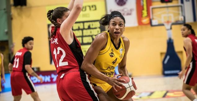 בנייג'ה לייני (מנהלת ליגת העל לנשים בכדורסל) (מערכת ONE)