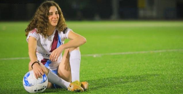 טליה זומר. העתיד של הכדורגל שלנו (מערכת ONE)