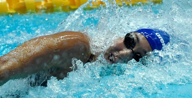 מורז (סימונה קסטרווילארי, באדיבות איגוד השחייה)