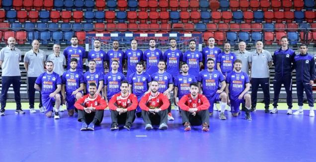 נבחרת ישראל בכדוריד (הדר ואן קולא) (מערכת ONE)
