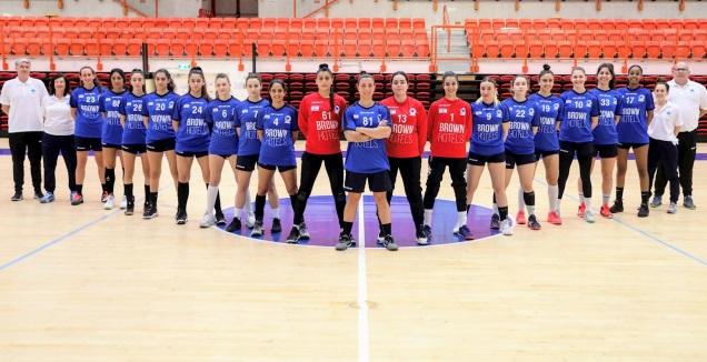 נבחרת הנשים של ישראל (הדר ואן קולא)