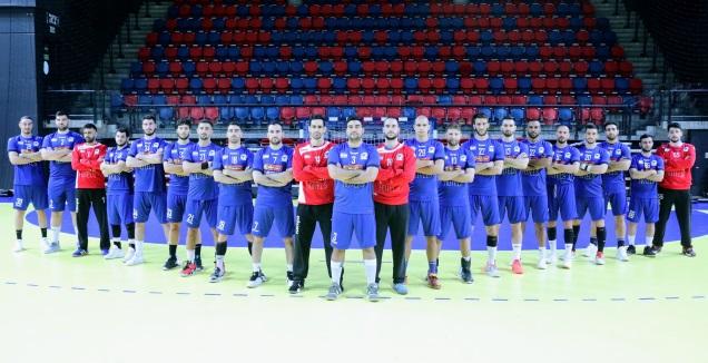 נבחרת ישראל בכדוריד (הדר ואן קולא איגוד הכדוריד)