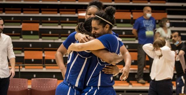 חגיגות בר&qout;ג (מנהלת ליגת העל לנשים בכדורסל)