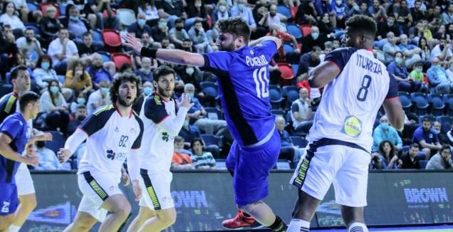 נבחרת ישראל כדוריד (הדר ואן קולא איגוד הכדוריד)