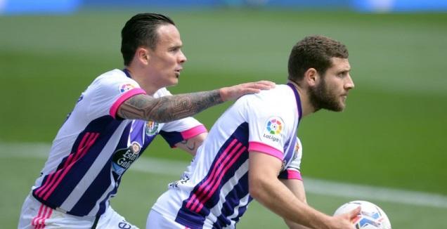 שון וייסמן אחרי השער (La Liga)