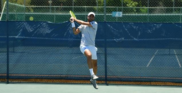 בן פתאל (צילום: עמית שיסל, איגוד הטניס)