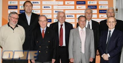 חבריי הוועדה המיוחדת של היורוליג (אתר היורוליג)