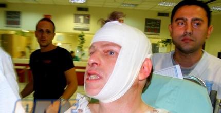 שמאי בבית החולים: