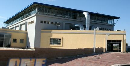 האולם החדש בראשון לציון (תומר גבאי)