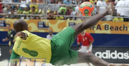 ג'וניור נגאו. השחקן הוותיק בנבחרת הברזילאית (רויטרס)