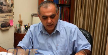 חאסן אבו סאלח. כועס מאוד על אסולין (עמית מצפה)