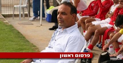 חיים לוי מאמן רמת השרון (עדי בן ברון)