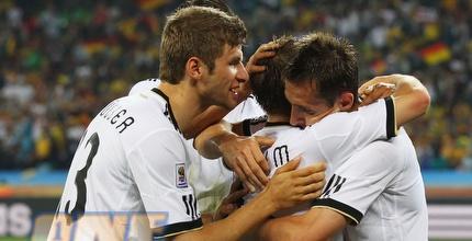 מאקויה רק רצה לצפות במשחק של גרמניה (GettyImages)
