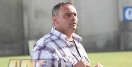 שמעון הדרי. מאמן הפועל עכו החדש (עמית מצפה)