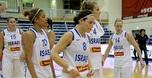 נבחרת הנשים עם גרמניה, פורטוגל ומקדוניה