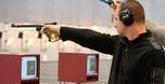 שיא אישי לדני כץ באקדח אוויר: 584 נקודות