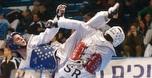 רון אטיאס זכה במדליית כסף באליפות אירופה