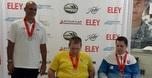 הקלע הפראלימפי דורון שזירי זכה במדליית כסף