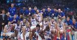צרפת ניצחה את סרביה וזכתה במקום השלישי