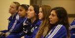 """""""אמיצות"""": סרט דוקו שעוקב אחרי נבחרת הנערות"""