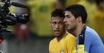 סוארס חזר להבקיע, 2:2 ענק לאורוגוואי בברזיל