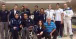 נבחרת השחייה הפראלימפית תחולץ ממקסיקו