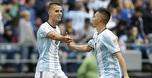 ארגנטינה מול ונצואלה ברבע הגמר, צ'ילה - מקסיקו