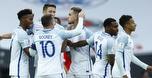 שפיות זמנית: אנגליה גברה 0:2 על מלטה