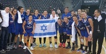 ניצחון ענק לנבחרת הנשים שהתקרבה ליורובאסקט