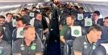 76 הרוגים בהתרסקות מטוס הקבוצה הברזילאית