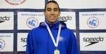 שיא ישראלי למרקוס שלזינגר ב-50 מטר פרפר